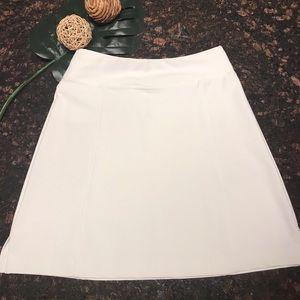Lucy White Skirt